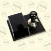 Kép 2/2 - Corso Verona fekete tömörítő / tamper 58mm