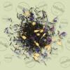 Kép 3/3 - Basilur Tea Book vol I 100g szálas fekete tea - fém díszdobozban