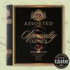 Kép 2/3 - Basilur Tea Specialty Assorted Book filteres zöld és fekete tea válogatás (4 ízben) - fém díszdobozban