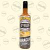 Kép 2/2 - Salvatore Syrup maracuja ízű szirup 0,7liter