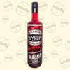 Kép 2/2 - Salvatore Syrup málna ízű szirup 0,7liter