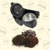 Kép 7/9 - Genie AC-514K Multikapszulás kávégép (Nespresso, Dolce Gusto, Őrölt kávé kompatibilis)