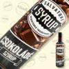 Kép 1/2 - Salvatore Syrup étcsokoládé ízű szirup 0,7liter