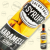 Kép 1/2 - Salvatore Syrup karamell ízű szirup 0,7liter