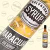 Kép 1/2 - Salvatore Syrup maracuja ízű szirup 0,7liter