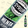 Kép 1/2 - Salvatore Syrup menta ízű szirup 0,7liter
