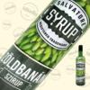 Kép 1/2 - Salvatore Syrup zöldbanán ízű szirup 0,7liter