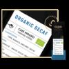 Kép 1/3 - Cafés Cornella Organic Decaf koffeinmentes őrölt kávé 250gramm
