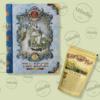 Kép 1/3 - Basilur Tea Book vol I 100g szálas fekete tea - fém díszdobozban