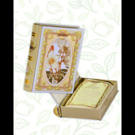 Basilur Tea Love Story vol III 100g szálas zöld tea - fém díszdobozban