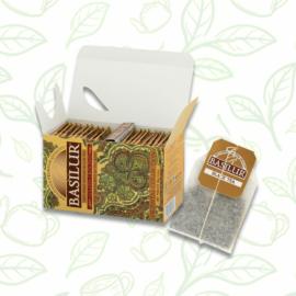 Basilur Tea Golden Crescent 20 darabos filteres fekete tea