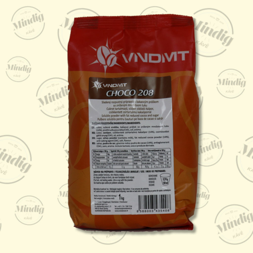 Vendomat Csokipor 1kg
