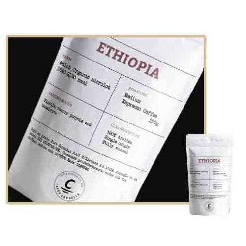 Cafés Cornella Specaility Ethiopia