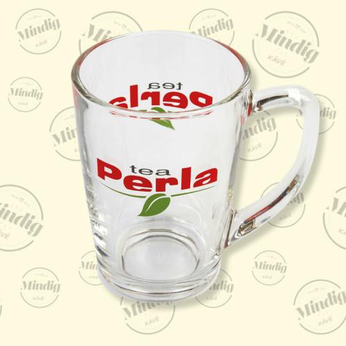 Perla Tea üvegpohár, bögre