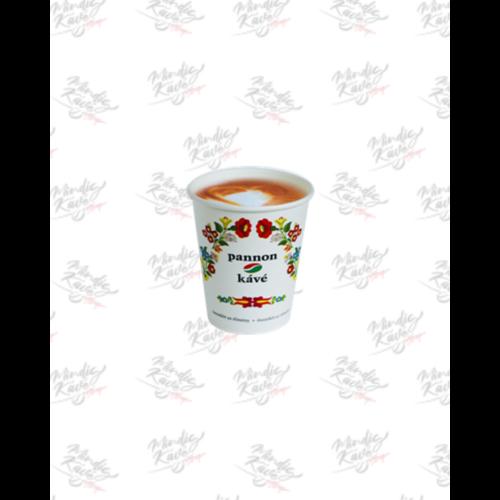 Papír pohár 100 ml Kalocsai mintás 50db/csík (db ár)