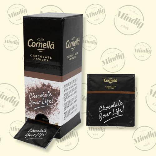 Cafés Cornella forró tejcsokoládé 40 db/doboz