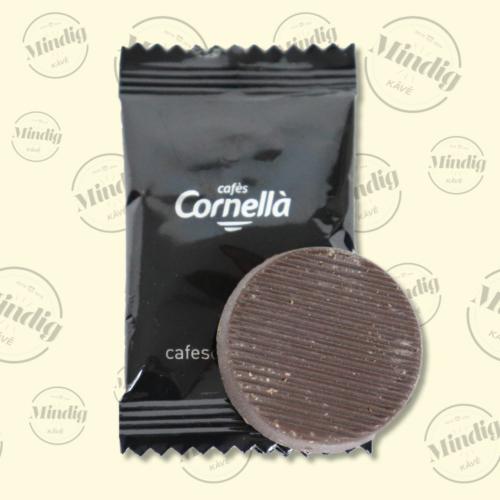 Cafés Cornella tejcsoki darabka szervirozáshoz 500 db/doboz