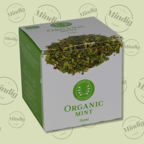 Passion Tea Organic Mint 15 db/doboz