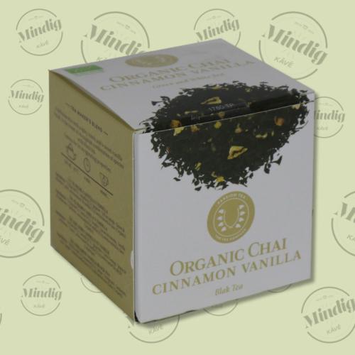 Passion Tea Organic Chai Cinnamon Vanilla 15 db/doboz