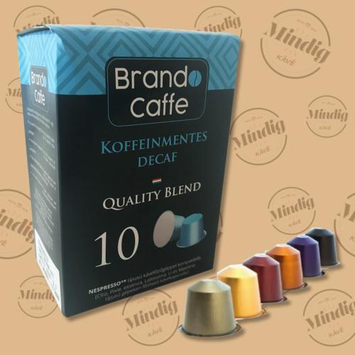 Koffeinmentes Nespresso Kapszula 10db/doboz