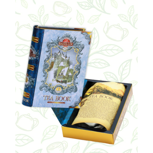 Basilur Tea Book vol I 100g (fekete tea)