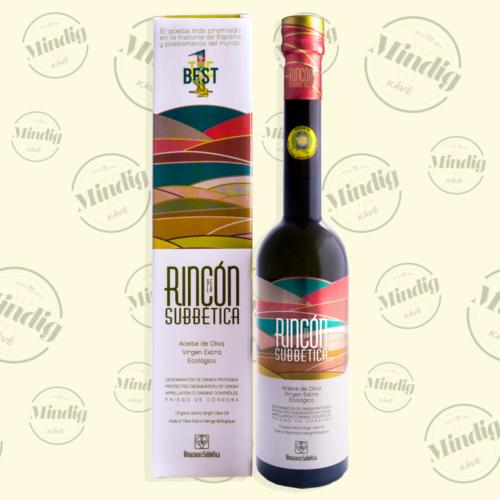 RINCON DE LA SUBBETICA extra szűz BIO olívaolaj 250ml üvegben