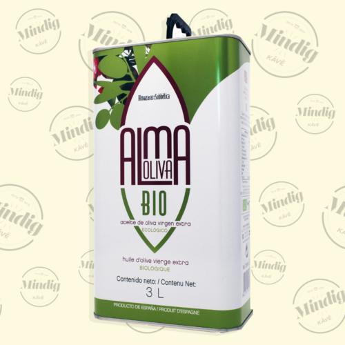ALMAOLIVA extra szűz olívaolaj 3000ml fémdobozos