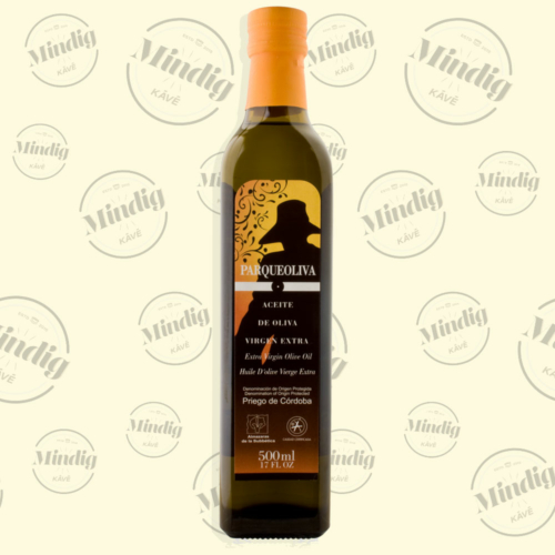 PARQUEOLIVA extra szűz olívaolaj 500ml üvegben