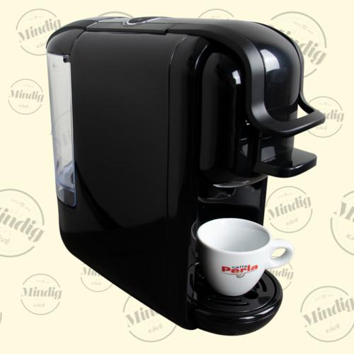 Genie AC-514K Multikapszulás kávégép (Nespresso, Dolce Gusto, Őrölt kávé kompatibilis)