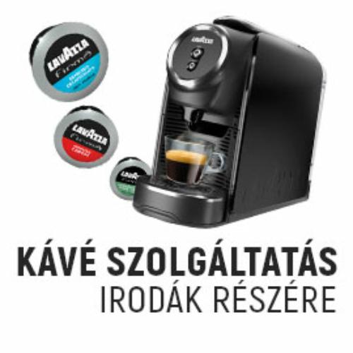 Kávészolgáltatás irodák részére